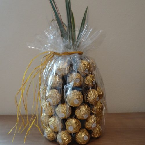 Rocher Ananas