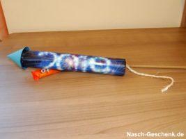 Smarties-Rakete